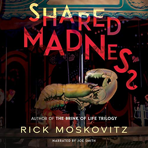 Shared Madness Audiobook By Rick Moskovitz cover art