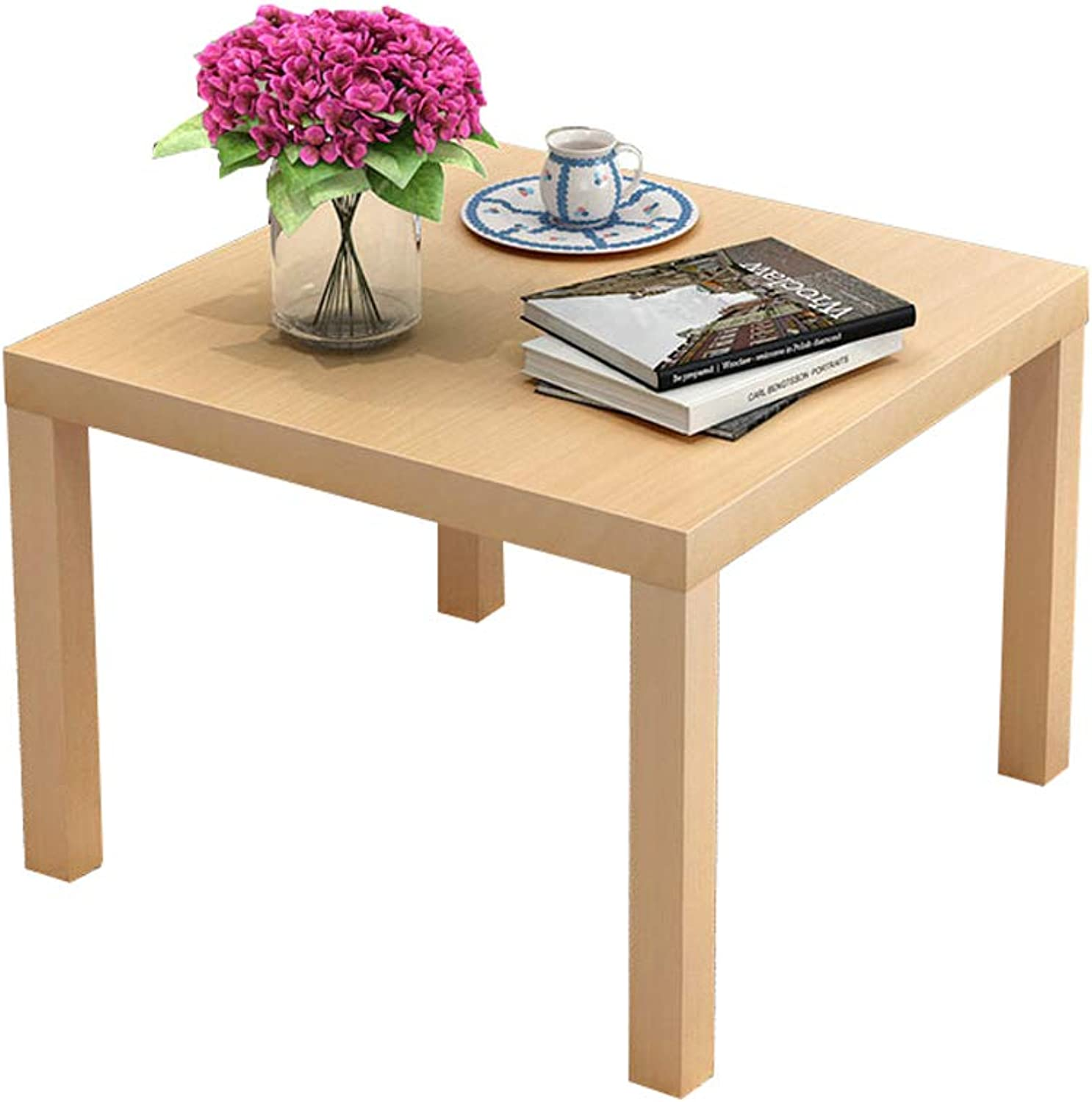 Coffee Table, Nordic Square Table Modern Minimalist Living Room Tea Table Creative Furniture Tea Table Multifunctional Coffee Table (Size   40  37cm)