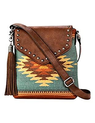 M&F Western Women's Zapotec Messenger