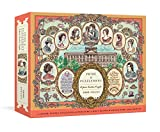 Pride and Puzzlement: A Jane Austen Puzzle: A 1000-Piece Jigsaw Puzzle Featuring Literature's Most Beloved Characters and Couples: Jigsaw Puzzles for Adults