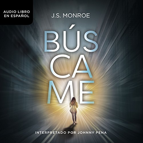 Búscame [Find Me] audiobook cover art