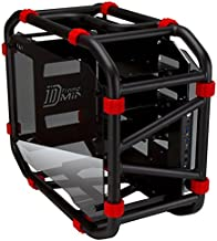 InWin D-Frame Mini Black Motorcycle Steel Tube Mini- ITX Computer case