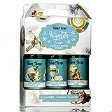 Jordan's Skinny Syrups Sugar Free Winter Syrup Trio - Cinnamon Vanilla, White Chocolate Mocha,...