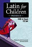 Latin for Children: Primer B DVD & Chant CD