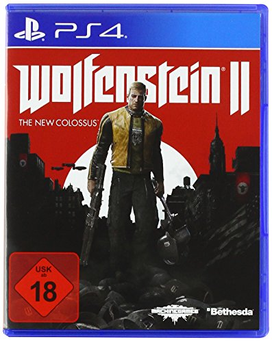 Wolfenstein II: The New Colossus - [PlayStation 4]
