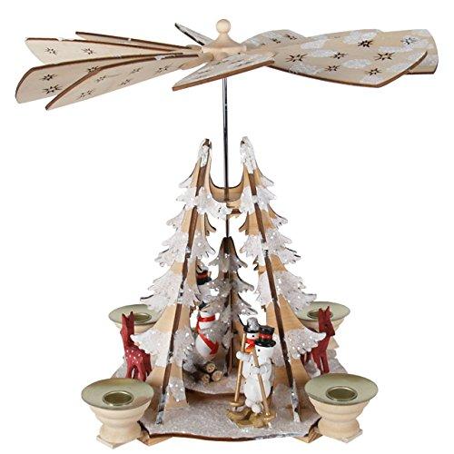 Obc-Kunsthandwerk -  Weihnachts-Pyramide