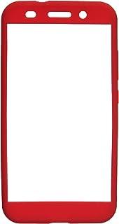 جراب كامل 499 ل هواوي Y3 2017 من اوتو فوكس, احمر