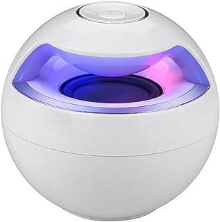 $36 » Outdoor Super Bass Bluetooth Speaker, Wireless Colorful Ball Portable Mini Speaker FM Radio