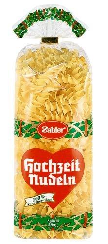 Zabler Spirelli, 15er Pack (15 x 250 g Beutel)