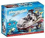 PLAYMOBIL City Action Coche Anfibio con Motor Sumergible, a Partir de 5 Años (9364)