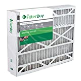 FilterBuy 21.5x21x5 Trane Perfect Fit BAYFTAH21M Replacement Furnace Filter/Air Filter - AFB Silver (Merv 8). (1 Pack)