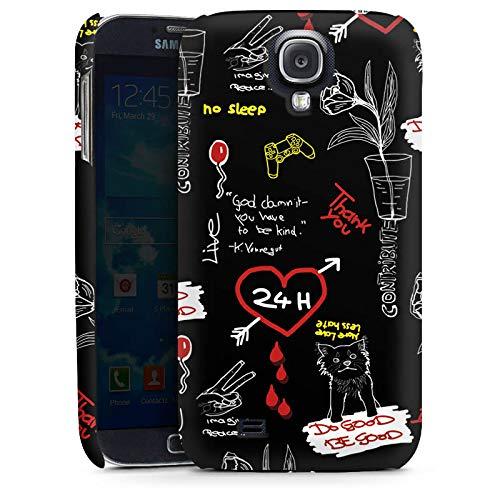 DeinDesign Handyhülle kompatibel mit Samsung Galaxy S4 Hülle Premium Case rewinside Charity Youtuber