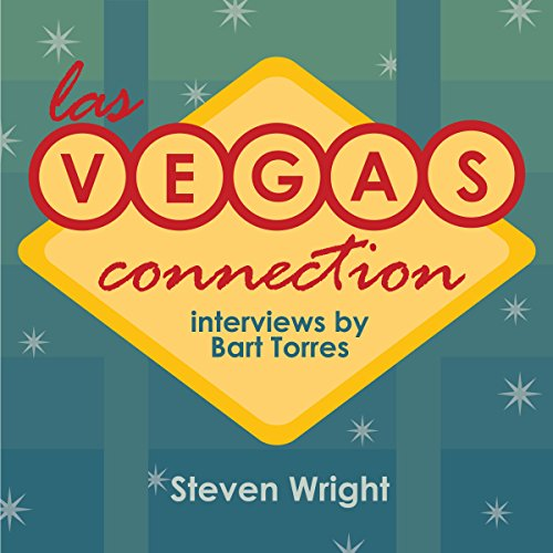 Las Vegas Connection: Steven Wright audiobook cover art