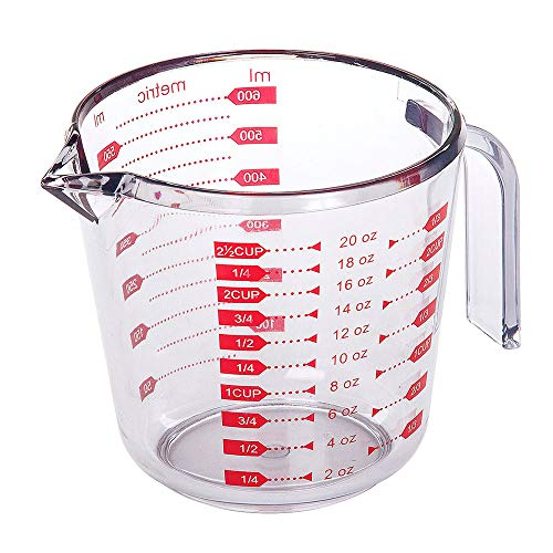 Glass Measuring Cup, 2 1/2 cups