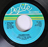 KOOL & THE GANG 45 RPM Celebration / Morning Star