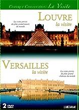 Louvre La Visite/Versailles La Visite (Coffret Collection - La Lisite) (Boxset) DVD