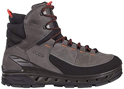 ECCO Herren Biom Venture TR Trekking- & Wanderstiefel, Grau (Black/Dark Shadow 56340), 42 EU