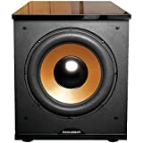 BIC AMERICA H-100II 12' Front-firing Powered Subwoofer with Black Lacquer Top