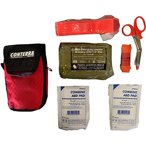 Rescue Essentials Sawyer Bleeding Control Kit for Professionals in Forestry Mitigation, Personal IFAK
