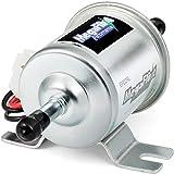MegaFlint Universal 12V Low Pressure Gas Diesel Inline Electric Fuel Pump HEP-02A (2.5-4 PSI)