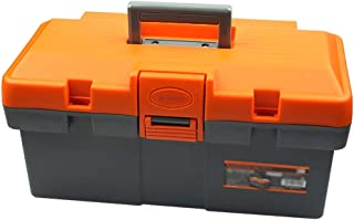 Xuan Yuan Tool Storage Box-Large Space Toolbox Multi-Function Family car Fishing Portable Suitcase Repair Tool Storage Box Tool Boxes (Size : 370x160x185mm)