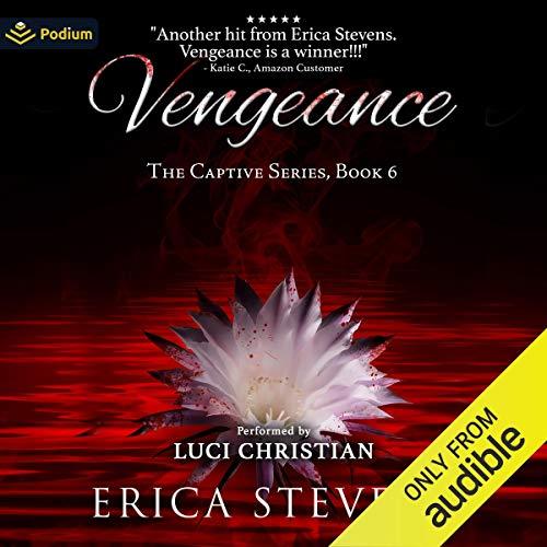 Vengeance  By  cover art