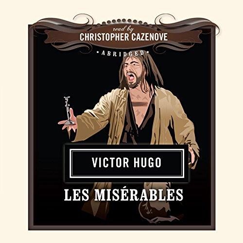 Les Misérables audiobook cover art