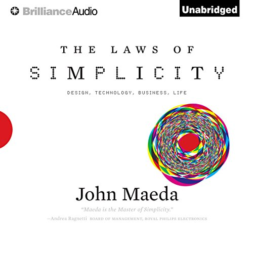 Couverture de The Laws of Simplicity