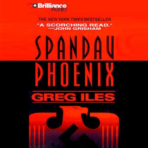 Spandau Phoenix cover art
