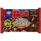 亀田製菓 亀田の柿の種 チョコ&アーモンド 73g×12
