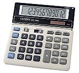 Citizen 868L SDC-Calculadora de Oficina, Color Negro/Gris Claro