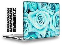 iLoverプラスチックシェルケースCase互換性のみ2016/2017/2018/2019リリースMacBook Pro 13インチタッチバータッチIDモデル:A1706/A1708/A1989/A2159 (BHL15-Z29)