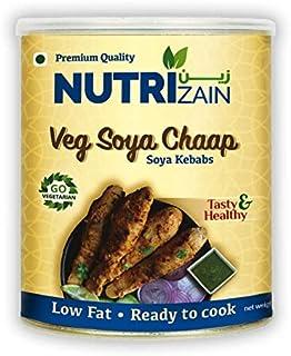 Nutrizain Veg Soya Chaap, 850 gm