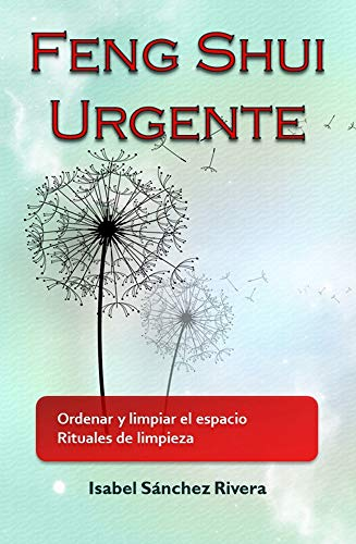 Portada del libro Feng Shui Urgente de Isabel Sánchez Rivera