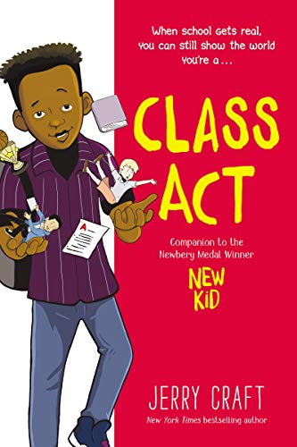 Class Act - Kindle edition by Craft, Jerry, Craft, Jerry. Children ...