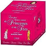 Les plus beaux contes de princesses et de fées - Coffret