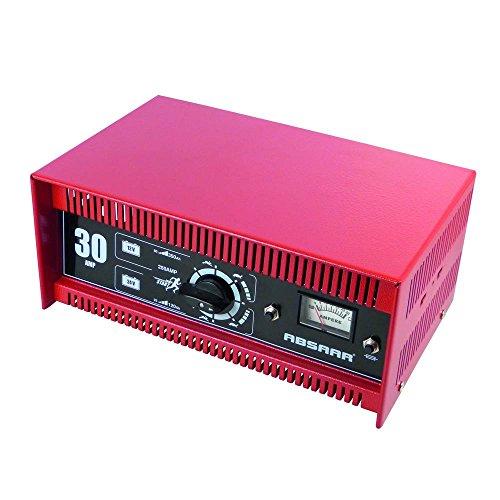 ABSAAR 635630 AA 635711 263004110 Absaar Batterieladegerät 30 A 44189 V N/E AM SH250