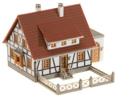 FALLER 232215 - Fachwerkhaus mit Garage