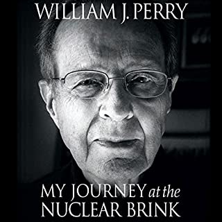 My Journey at the Nuclear Brink cover art