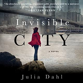Invisible City audiobook cover art