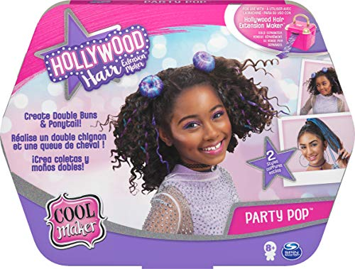 Cool Maker 6058276 - Hollywood Hair Haarstyling Sets Nachfüllpackung
