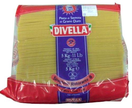 伊産 ディヴェッラ スパゲッティリストランテ 1.72mm 袋5kg