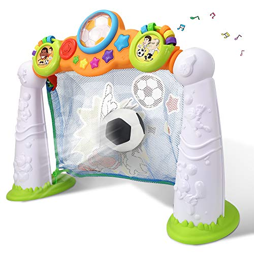 Baby Toy Football Goal Game