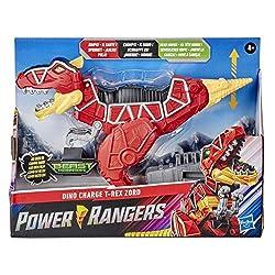 6. Power Rangers Dino Charge Beast Morphers T-Rex Zord