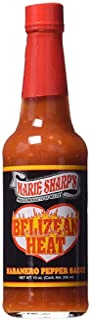 "Marie Sharp""s – ""Belizean Heat"" Habanero Pepper Sauce – 296ml"