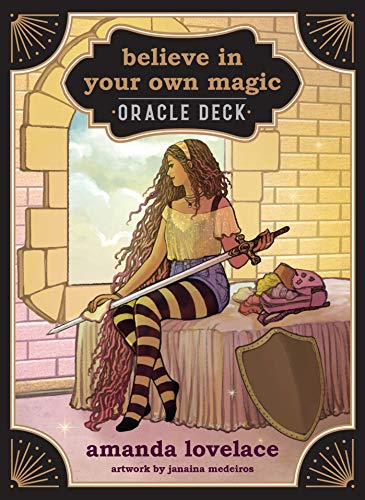 Believe in Your Own Magic: A 45-Card Oracle Deck and Guidebook [With Book(s)] (Cards)