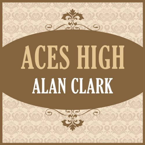 Aces High audiobook cover art