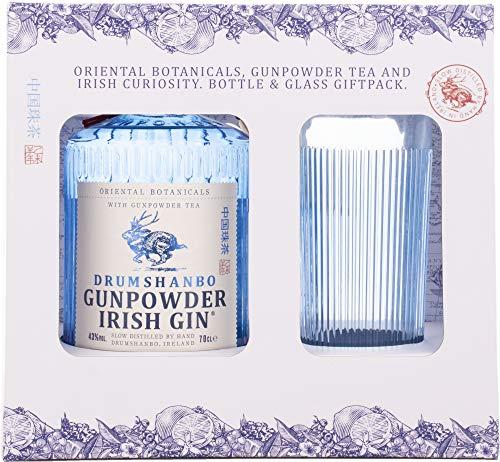 By the Dutch Drumshanbo Gunpowder Irish Gin (1 x 0.7 l)