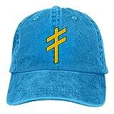 3rd Infantry Division (Wehrmacht) Unisex Adult Denim Hats Cowboy Hat Dad Hat Driver Cap