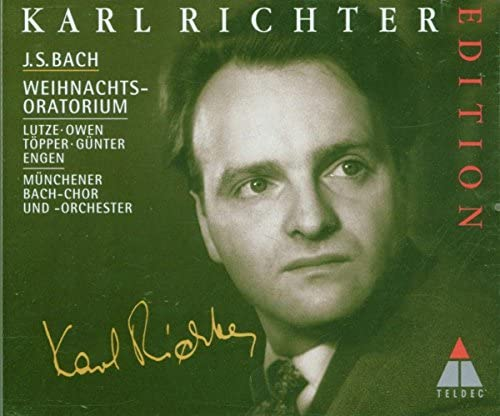 Karl Richter and Munich Bach Orchestra